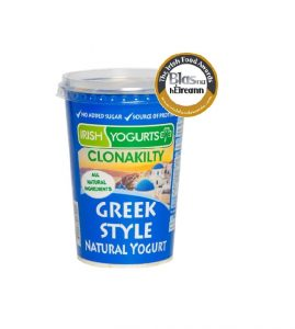 Gold Award For Greek Style Natural Yogurt