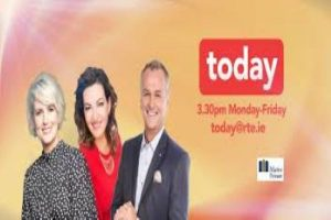 Irish Yogurts Clonakilty are featuring on RTE's Today Show 30th of September